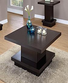 Jonah Wood Top Coffee Table