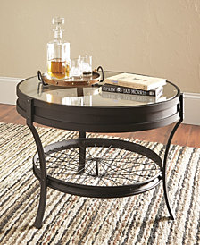 Jason Industrial Coffee Table