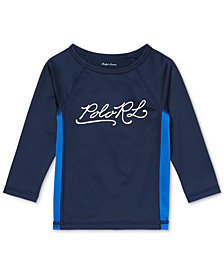 Polo Ralph Lauren Baby Boys Stretch Rash Guard