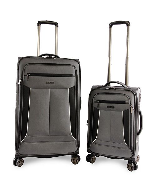 Perry Ellis Viceroy II 2-piece Luggage Set