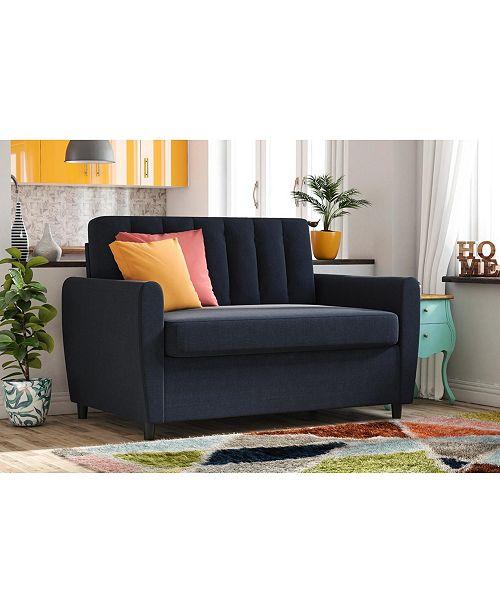 Novogratz Brittany Sleeper Sofa