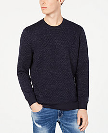 I.N.C. Men's Quilted Sweater, Created for Macy's