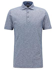 BOSS Men's Slim Fit Cotton Polo