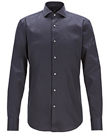 BOSS Men's Slim Fit Stretch Shirt