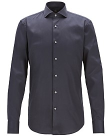 BOSS Men's Slim Fit Stretch Shirt