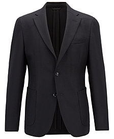 BOSS Men's Slim Fit Stretch Blazer