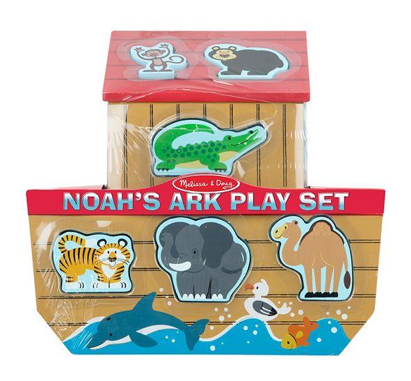 Melissa and Doug Noah'S Ark Play Set