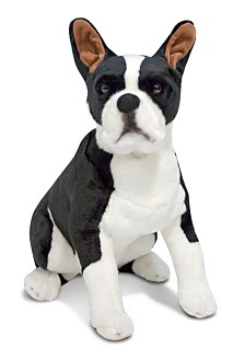 Boston Terrier - Plush
