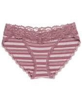 3800fdbb1c13 Jessica Simpson Maternity Lace-Trim Briefs