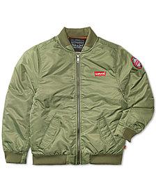 Levi's® Toddler Boys Logo Bomber Jacket