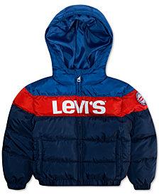 Levi's® Little Boys Rocket Puffer Jacket