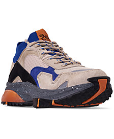 SNKR Project Men's Crosby Athletic Casual Sneakers from Finish Line