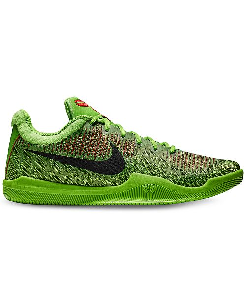 1fae93bd9d4db Nike Men s Kobe Mamba Rage Basketball Sneakers from Finish Line ...