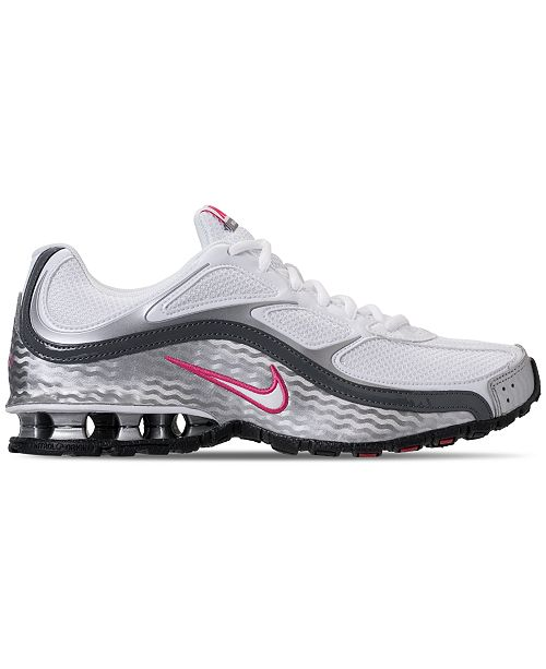 65ce45897 Nike Women s Reax Run 5 Running Sneakers from Finish Line   Reviews ...