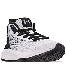 d447e128b11c Under Armour Boys  Jet 2018 Basketball Sneakers from Finish Line