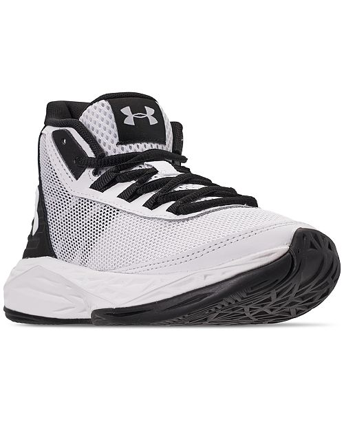 Under Armour Boys' Jet 2018 Basketball Sneakers from Finish
