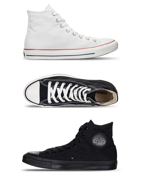 db45042ed9f Converse Men s Chuck Taylor All Star Sneakers from Finish Line ...
