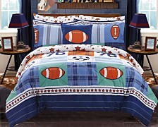 Chic Home All Star 8-Pc. Bed In a Bag Comforter Sets