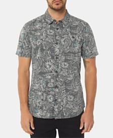 O'Neill Men's Ditzy Printed Shirt