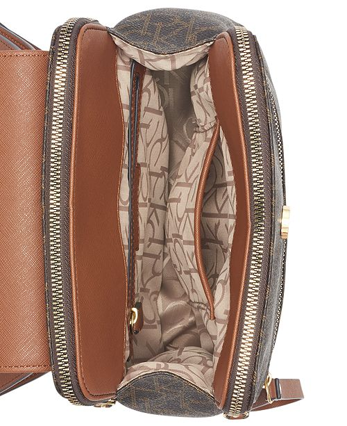 df343d1f3bd Calvin Klein Signature Elaine Backpack & Reviews - Handbags ...