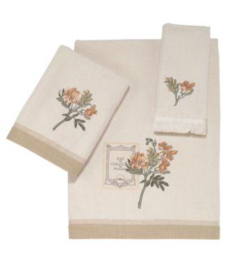 Alana Cotton Fingertip Towel