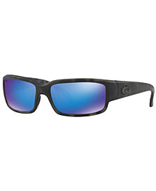 Costa Del Mar Polarized Sunglasses, CABALLITO POLARIZED 60