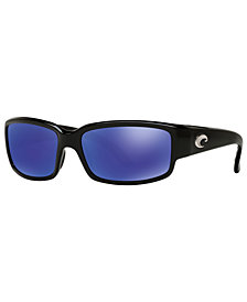 Costa Del Mar Polarized Sunglasses, CDM CABALLITO 06S000169 59P