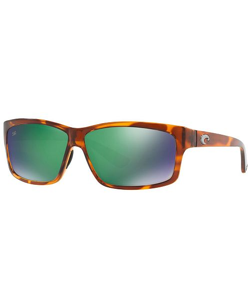 92690a42608d Costa Del Mar Polarized Sunglasses, CUT POLARIZED 61 - Sunglasses by ...