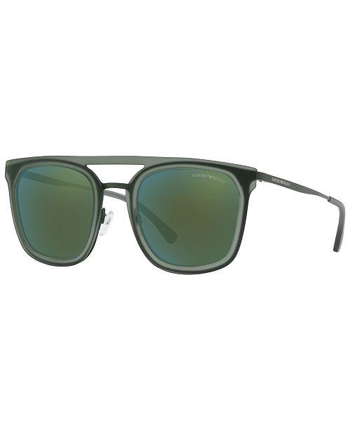 Emporio Armani Sunglasses, EA2062 54
