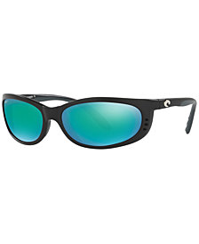 Costa Del Mar Polarized Sunglasses, FATHOMP