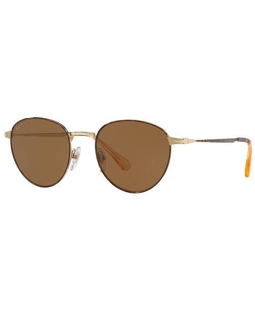 Persol Polarized Sunglasses, PO2445S 52