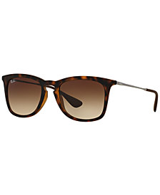 Ray-Ban Sunglasses, RB4221F 52