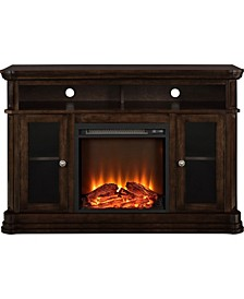 Graystone Electric Fireplace Tv Console For Tvs Up To 50 Inches