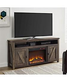Fireplace TV Console