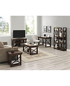 Ameriwood Home Broadmore End Table