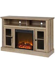 Tacoma Electric Fireplace Tv Console For Tvs Up To 50 Inches