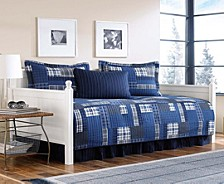 Eastmont Navy Daybed Set