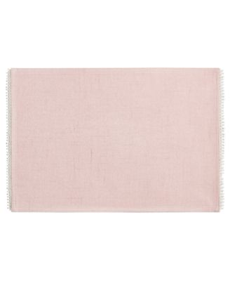"""French Perle Blush 13"""" x 19"""" Placemat"""