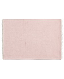 "French Perle Blush 13"" x 19"" Placemat"