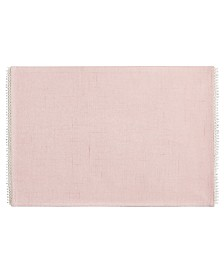 "Lenox French Perle Blush 13"" x 19"" Placemat"