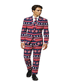 OppoSuits Men's Nordic Noel Christmas Suit