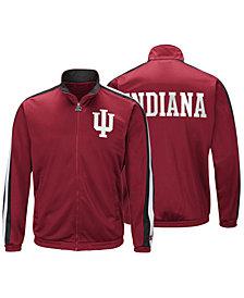 G-III Sports Men's Indiana Hoosiers Challenger Full-Zip Track Jacket