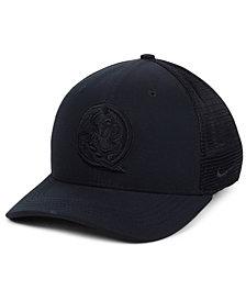 Nike Florida State Seminoles Aerobill Black Swoosh Cap