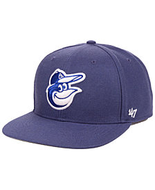 '47 Brand Baltimore Orioles Autumn Snapback Cap