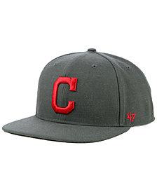 '47 Brand Cleveland Indians Autumn Snapback Cap