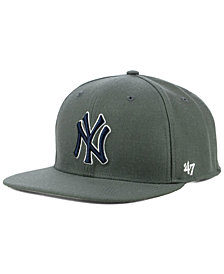 '47 Brand New York Yankees Autumn Snapback Cap