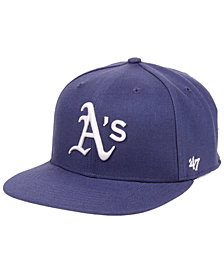 '47 Brand Oakland Athletics Autumn Snapback Cap