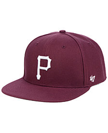 '47 Brand Pittsburgh Pirates Autumn Snapback Cap