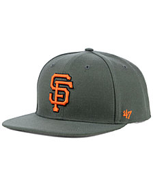 '47 Brand San Francisco Giants Autumn Snapback Cap