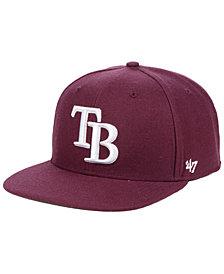 '47 Brand Tampa Bay Rays Autumn Snapback Cap